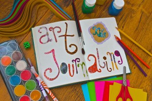 Art Journaling Kids
